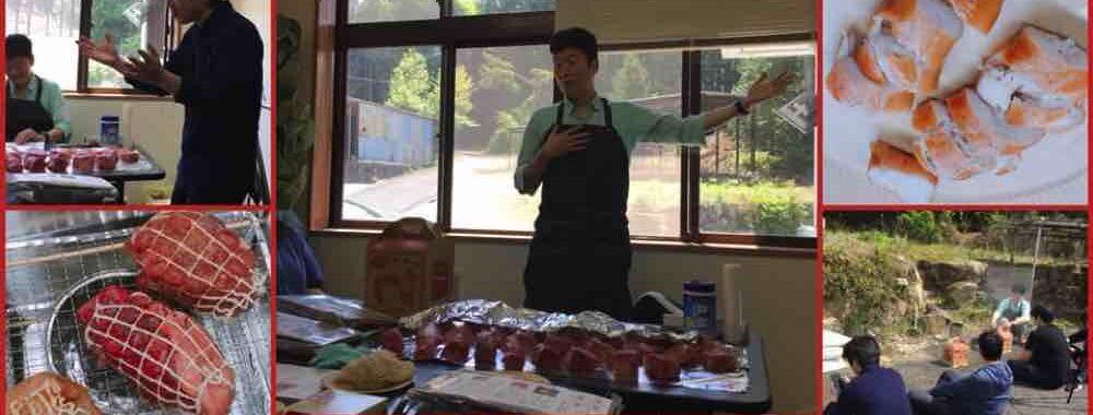 燻製ベーコン,レシピ,教室