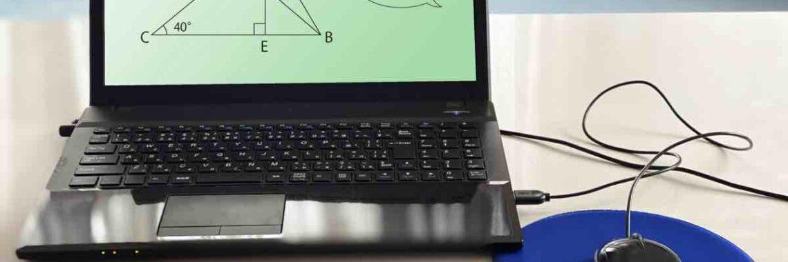 ZOOM,オンライン授業,Wi-Fi,パソコン